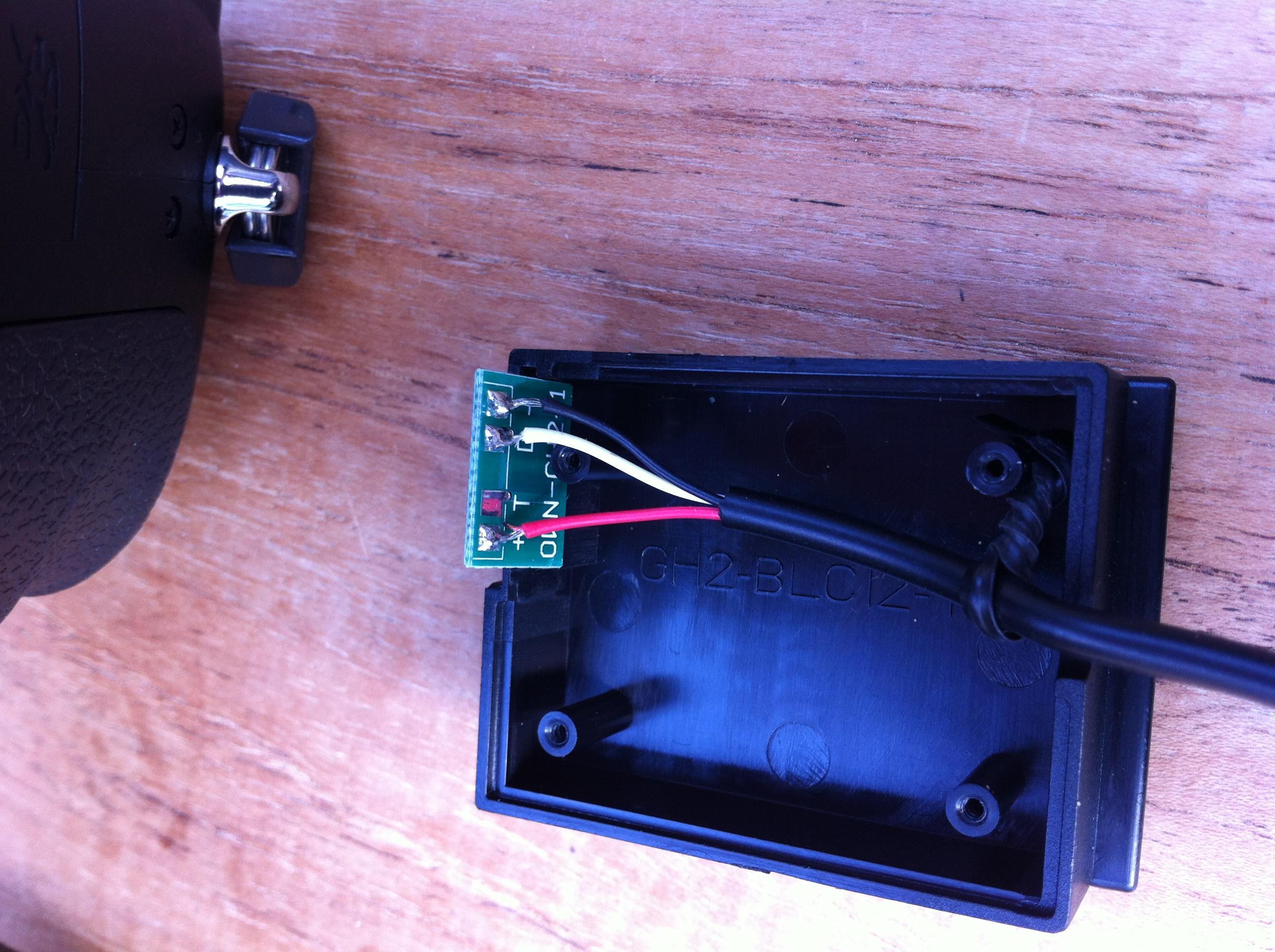 ownuser battery sized block GH2 inside